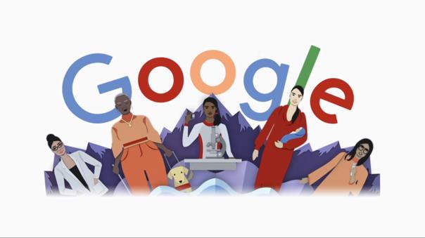Google se une al Día Internacional de la Mujer con emotivo Doodle y video